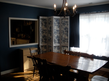 Now the Dining Room, March 09