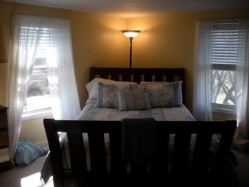 Master Bedroom, March 09